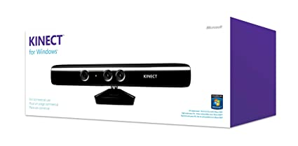 amazon com kinect for windows computers accessories rh amazon com Kinect Sensor TV Mount Official Xbox Kinect Sensor Card