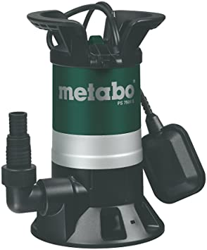 Metabo MPTPS7500S Water & Submersible Pumps: Amazon co uk