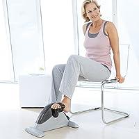 VITALmaxx Mini-Trainer 2in1 für Arme und Beine in Grau (Transparent)
