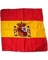 Bandana drapeau espagne spain andalousie homme femme biker moto paintball