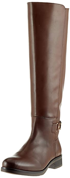 Bottes cavalières TOMMY HILFIGER Th Buckle High Boot