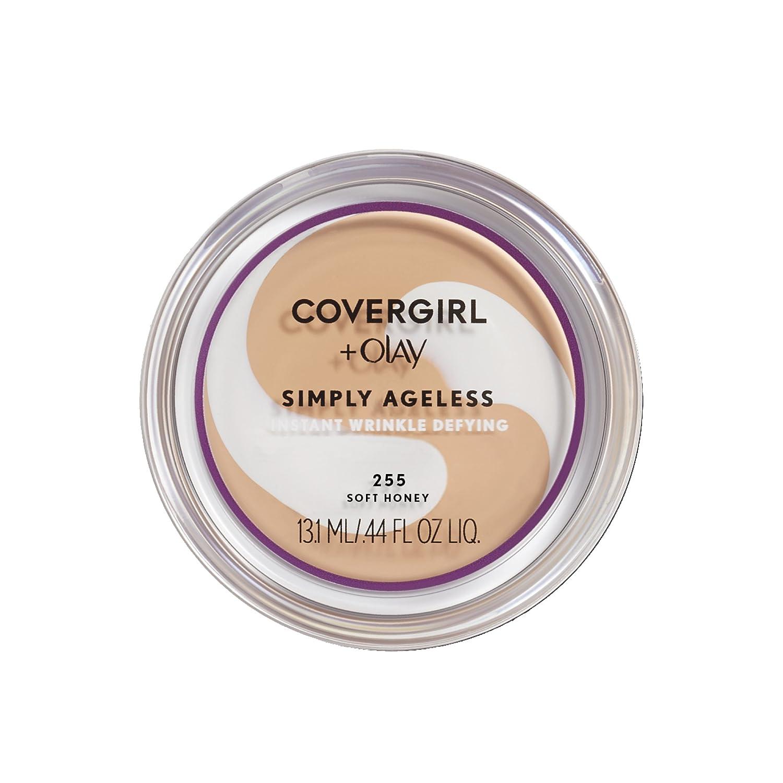 COVERGIRL Simply Ageless Foundation - 255 Soft Honey