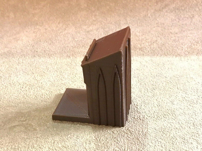 Atril Medieval miniatura impresión 3d custom dioramas iglesia ...