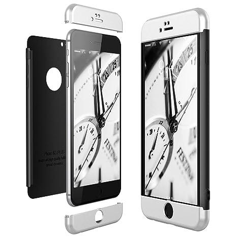 coque 360 iphone 6 plus plastique dur