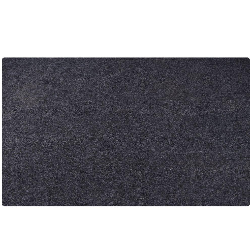 Oil Spill Mat (36''x 30''), Premium Absorbent Garage Floor Oil Mat – Reusable – Oil Pad Contains Liquids, Protects Garage Floor Surface by F-arrow