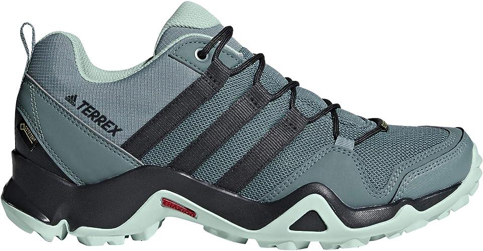 Adidas Damen Terrex Ax2r Gtx Trekking Wanderhalbschuhe Amazon De Schuhe Handtaschen