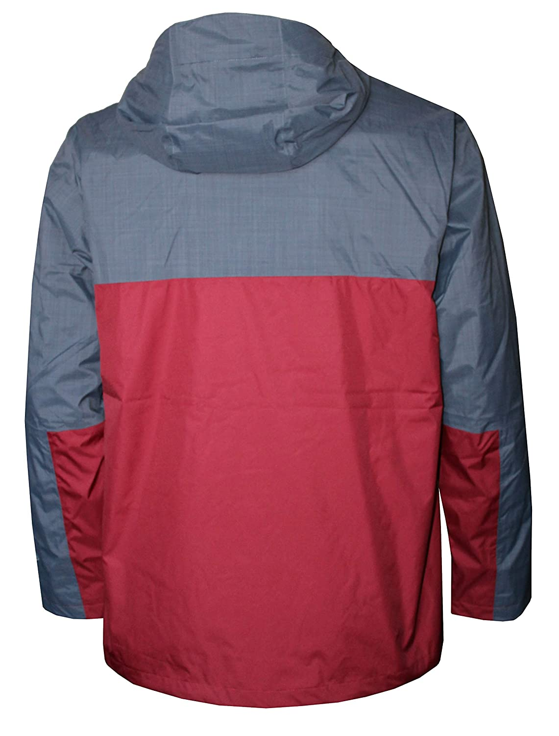 Columbia Mens Jefferson Park II Omni Heat Waterproof Hooded ...