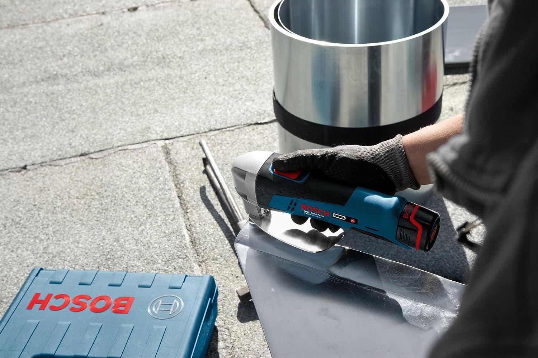 8 V-Li  im Karton 601926105 Bosch Akku-Blechschere GSC 10