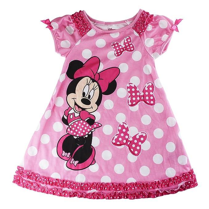 Amazon.com: Tienda de Disney Minnie Mouse, Nightshirt ...