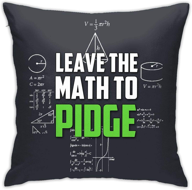 Leave The Math to Pidge-Keith-Klance-Voltron Pullover Hoodie Pillowcases,Floor Pillowcases,Pillowcases,Sofa Cushions,Cushion Covers,Backrest Covers,Car Cushion Interiors