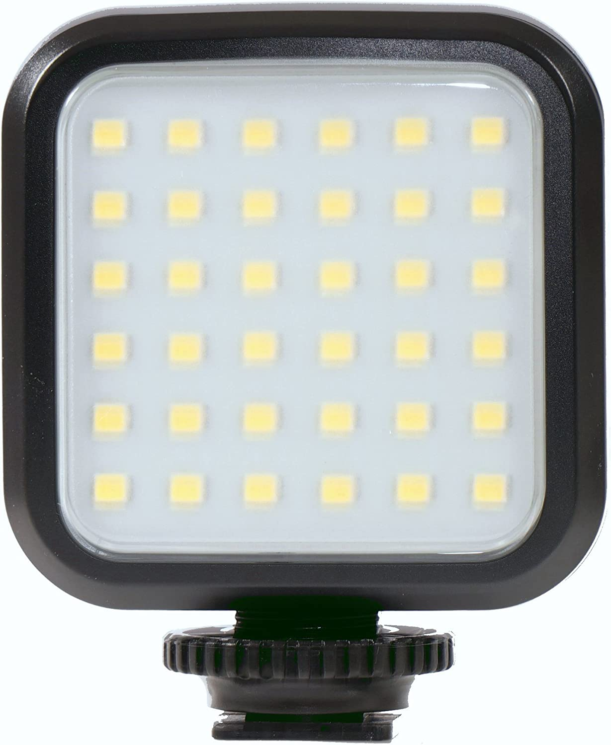 FD-95 FD-97 Sony Digital Cameras: Stackable LED Light Panel CD200 CD500 CD400 CD250 Powerful 36 LED Array Shoe Mount Adjustable LED Video Light for Sony Mavica CD1000 CD300