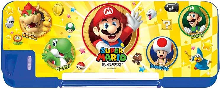 Super Deluxe Super Mario P1502bt75 - Estuche para lápices, color amarillo: Amazon.es: Oficina y papelería