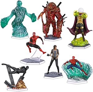 Marvel Spider-Man: Far from Home Figure Play Set