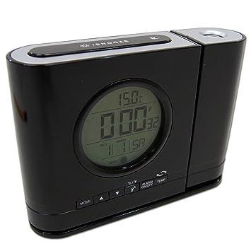 Proyector Lifetec - Reloj con sensor de movimiento