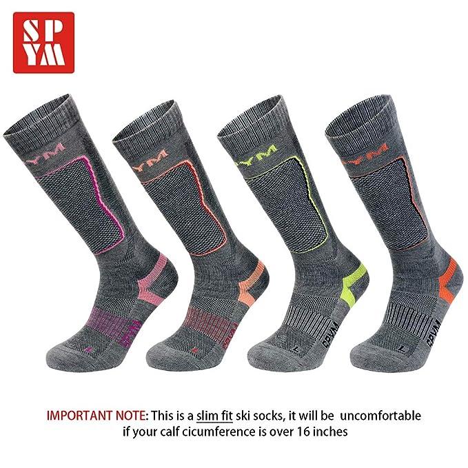 Amazon.com: Calcetines de lana cálidos para hombres y ...