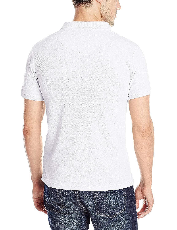 Moxpar Mens Fit Short Sleeve Polo Shirt Tee