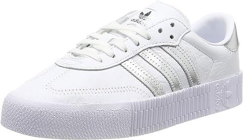 adidas Damen Sambarose W Sneaker: Amazon.de: Schuhe ...