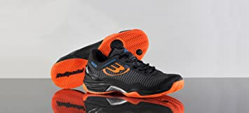 Bull padel Zapatillas Padel Hack Knit: Amazon.es: Deportes y aire ...