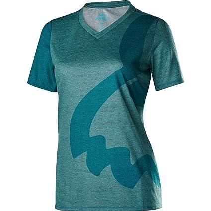 Amazon.com   Fox Racing Womens Indicator Short Sleeve Jersey - 18483 ... cb754883d
