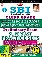 SBI Clerk Grade Junior Associates (CSS) Preliminary Exam Superfast Practice Mock Test - English - 1634