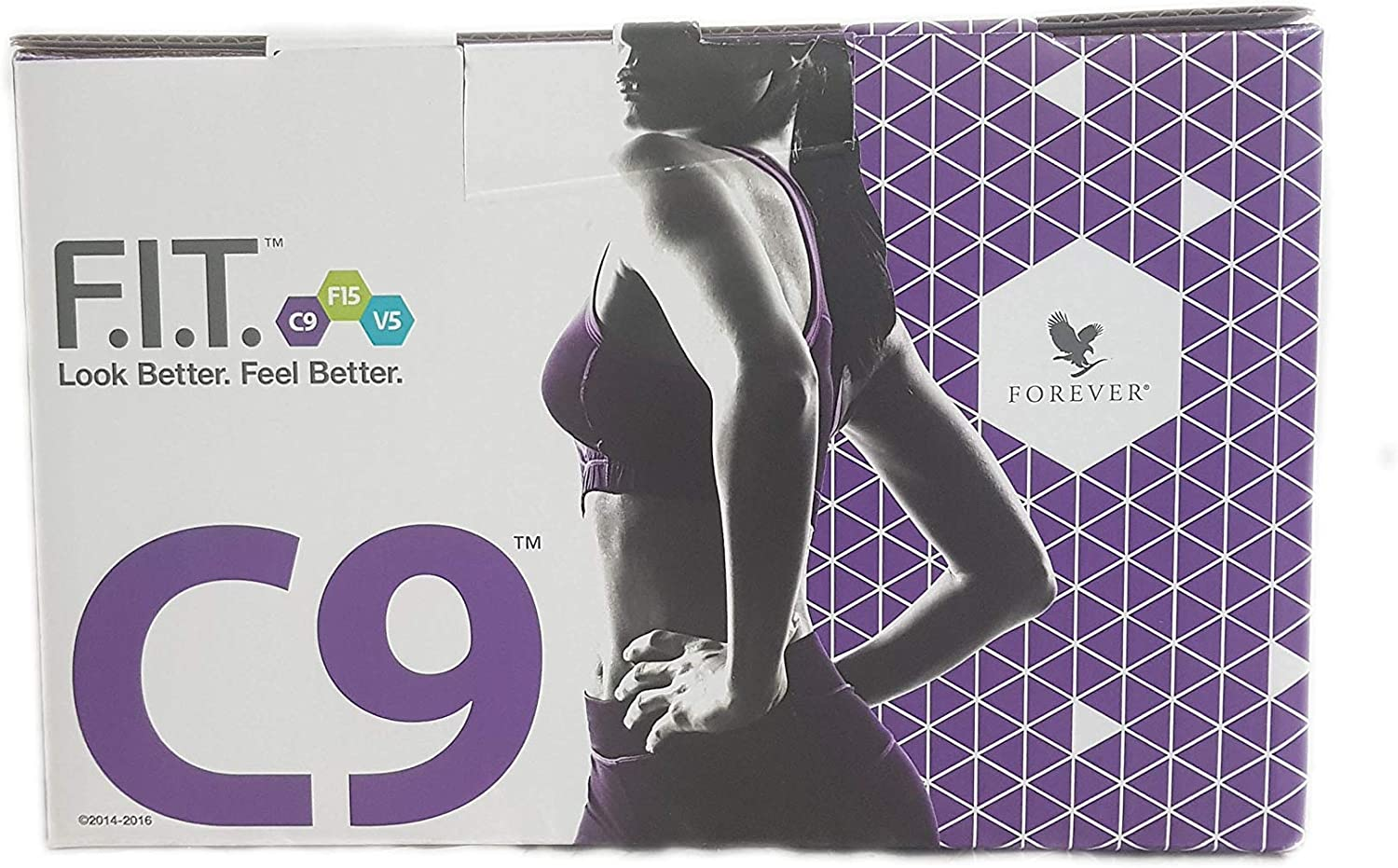 FOREVER LIVING CLEAN 9 DETOX PACK: Amazon.co.uk: Health & Personal Care