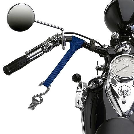 Snowmobile Motorcycle /& Dirt Bike UTV Pack of 4 PerfecTech 1 x 12 Soft Loops Tie Down Straps Orange for ATV