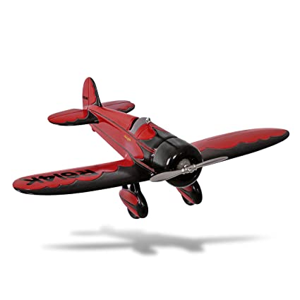"Hallmark Keepsake 2017 Sky's the Limit 1929 Travel Air Model R  ""Mystery Ship"" - Amazon.com: Hallmark Keepsake 2017 Sky's The Limit 1929 Travel Air"