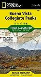 Buena Vista, Collegiate Peaks (National Geographic Trails Illustrated Map (129))