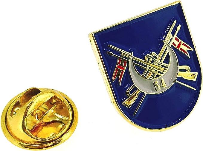 Pin de Solapa Escudo Grupo de Regulares de Ceuta n.º 54: Amazon.es: Ropa y accesorios