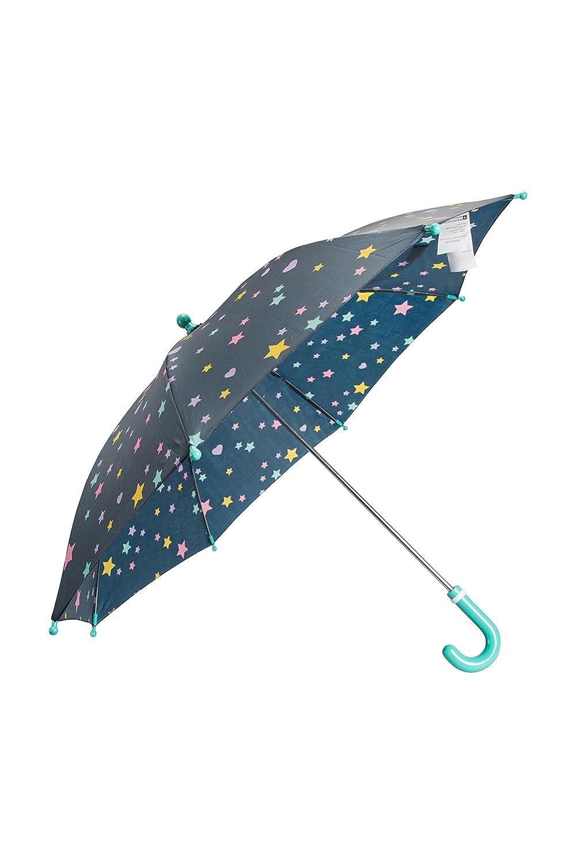 Mountain Warehouse Kids Printed Umbrella - Childrens Rain Umbrella Green