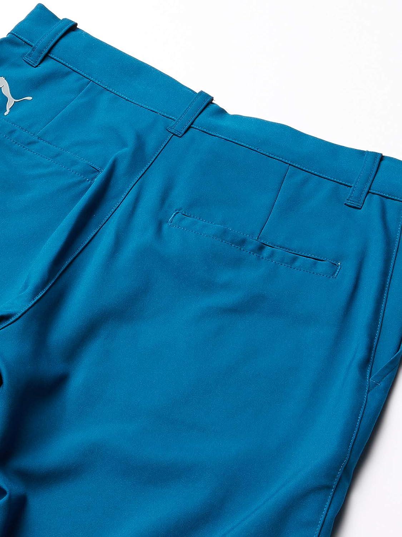 PUMA Pantalones para ni/ños con pantal/ón Corto Azul