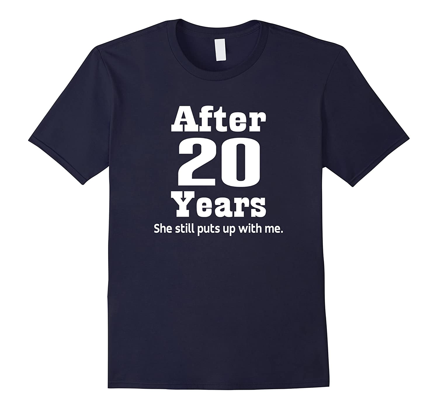20th Anniversary T-shirt Funny Mens Party Photo Tee-CD