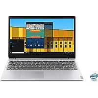 "Lenovo S145-15IWL - Ordenador portátil 15.6"" HD (Intel Core i5-8265U, 8GB RAM, 256GB SSD, Intel UHD Graphics, sin sistema operativo) Gris - Teclado QWERTY español"