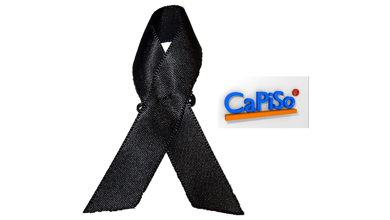 para condolencias bekundung Demostrar CaPiSo luto bzw Lazos de condolencias