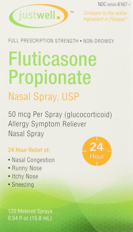 Amazon fluticasone nasal spray review