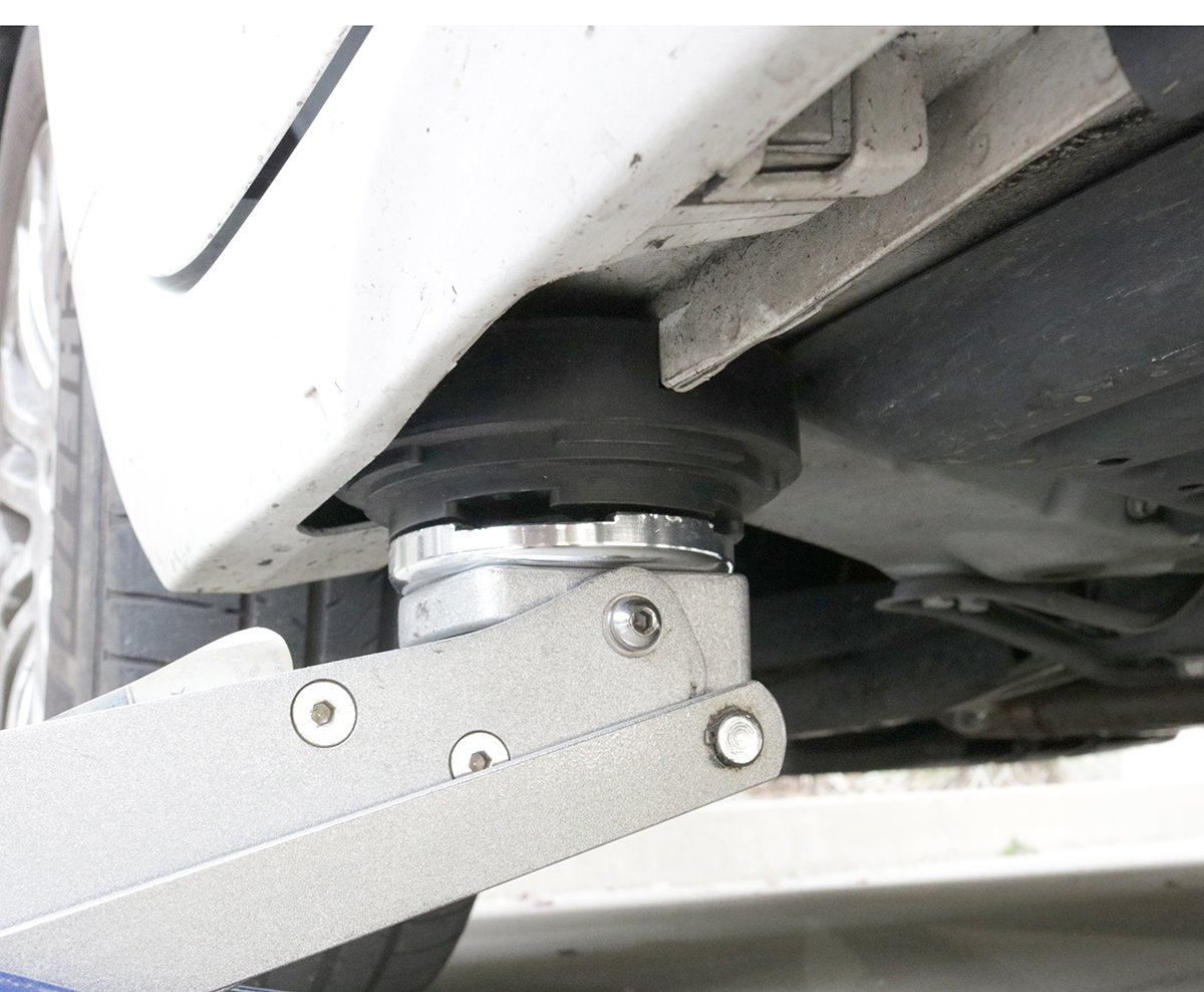 Single Extra Large Universal Polyurethane Floor Jack Pad Adapter by TMB Motorsports (Image #8)