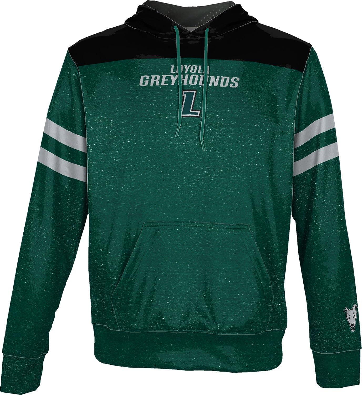 Game Time Loyola University Maryland Girls Zipper Hoodie School Spirit Sweatshirt