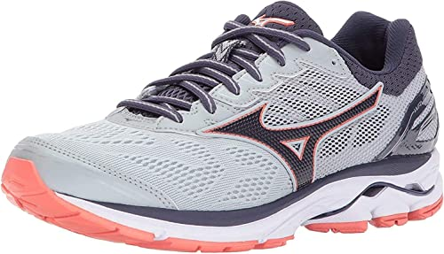 6. Mizuno Women's Wave Rider 21 Running Shoe
