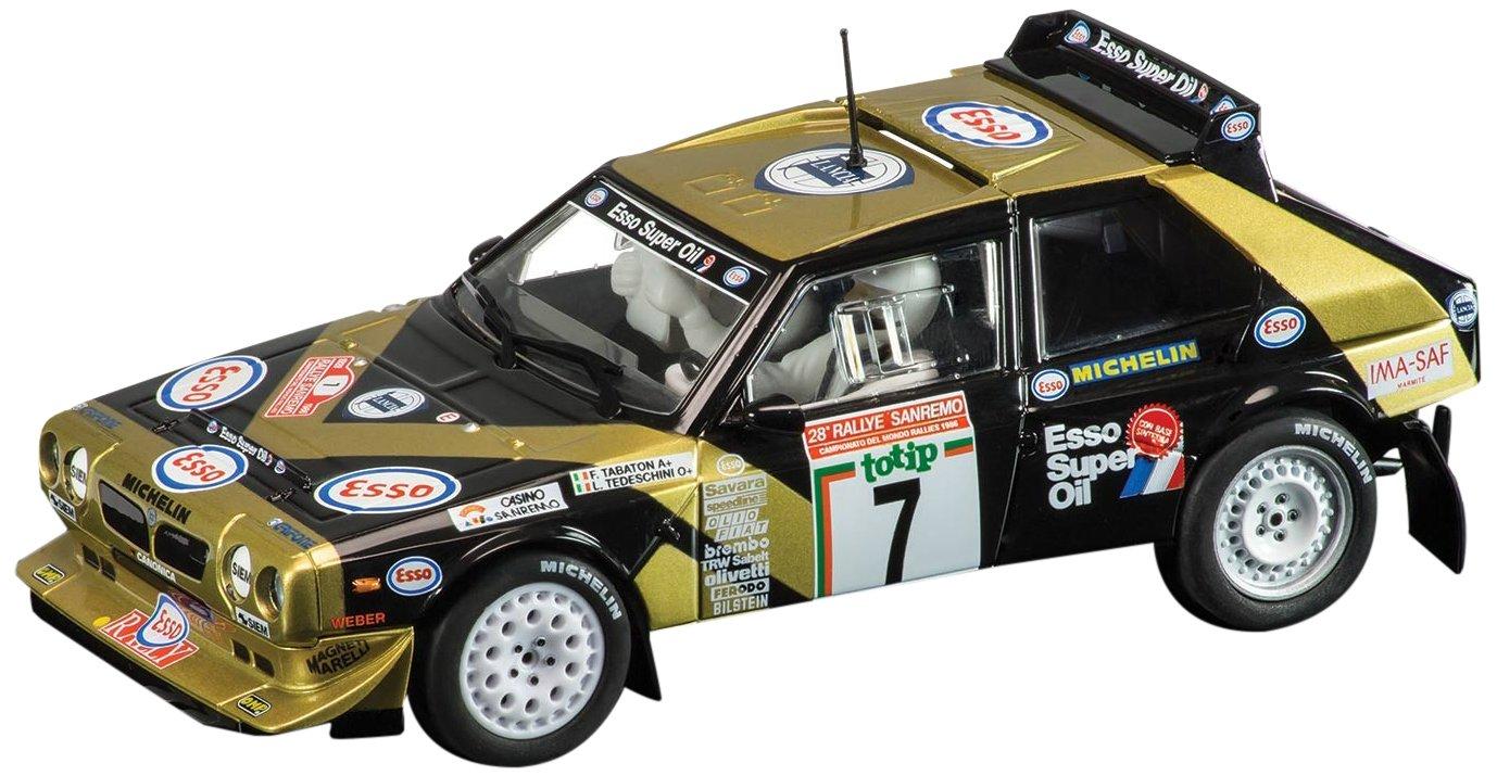 SuperSlot Coche de slot Lancia Delta S Rally San Remo Hornby S