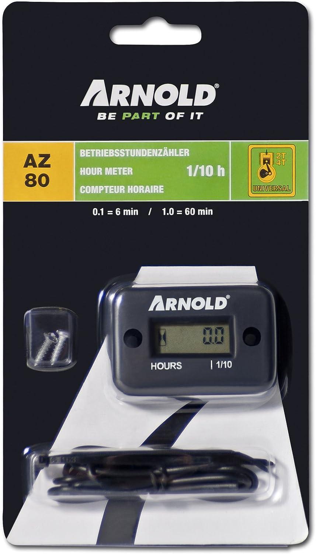 Arnold 6011 Hm 0001 Hour Meter Baumarkt