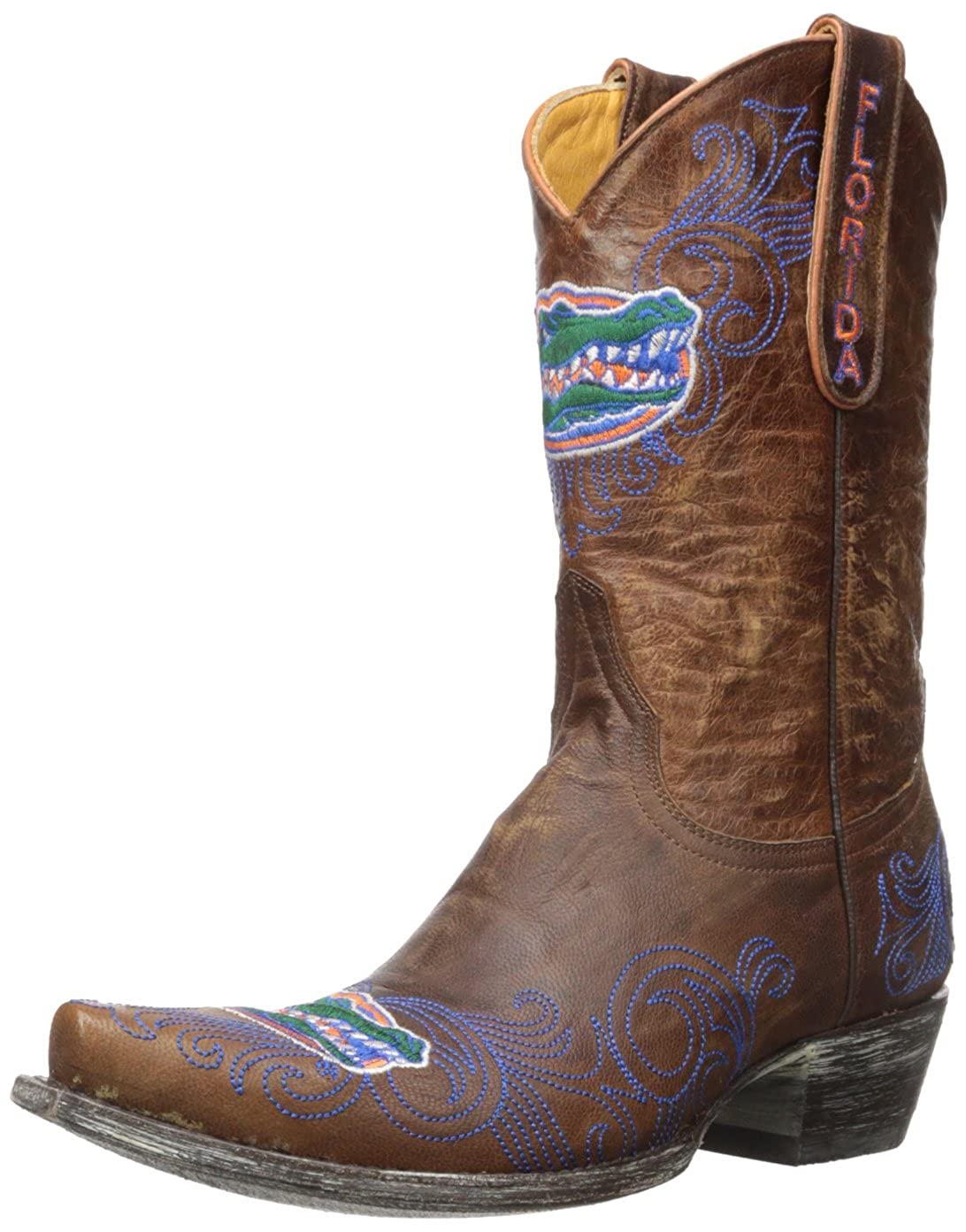 NCAA Florida Gators Womens 10-Inch Gameday Boots