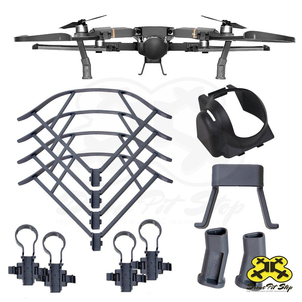 Kit Protector De Helices + Gimbal Para Drone Dji Mavic Pro