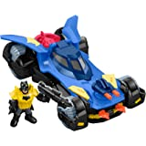 Imaginext - Deluxe Batmobile