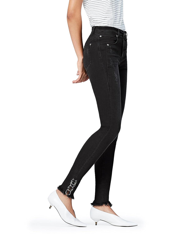 TALLA W26/L32 (Talla del fabricante: 36). Marca Amazon - find.  Vaqueros Skinny para Mujer