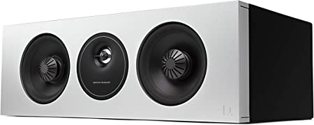 Definitive Technology Demand Series D5c 2-Way Center Channel Speaker   Superior Vocal Reproduction for Music & Movies   Black