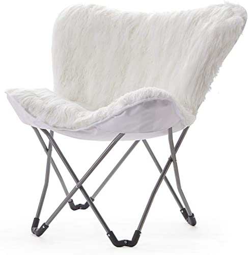 Reviewed: Fur Butterfly Chair