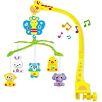 Playhood Musical Rattle For Cradle And Cot
