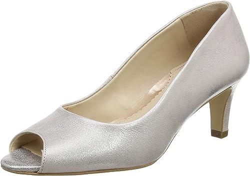 Van Dal Women's Norton Open-Toe Heels