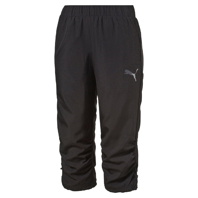 Puma Damen Hose Active ESS 3//4 Woven Pants W