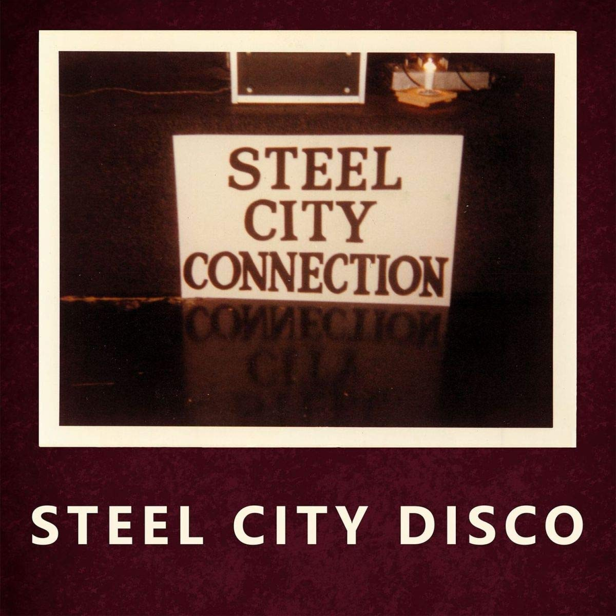 Vinilo : Steel City Connection - Steel City Disco (United Kingdom - Import)
